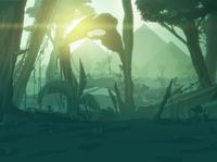 Jungle   Interactive Project
