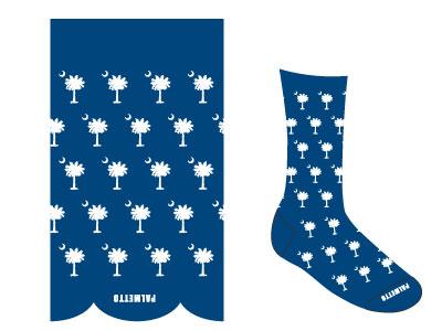Men's Palmetto Sock