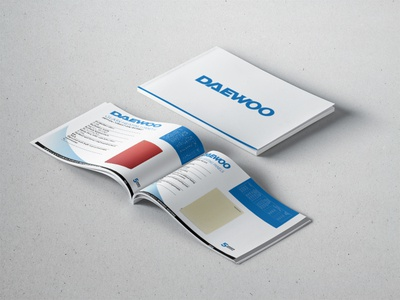 Daewoo Catalogue