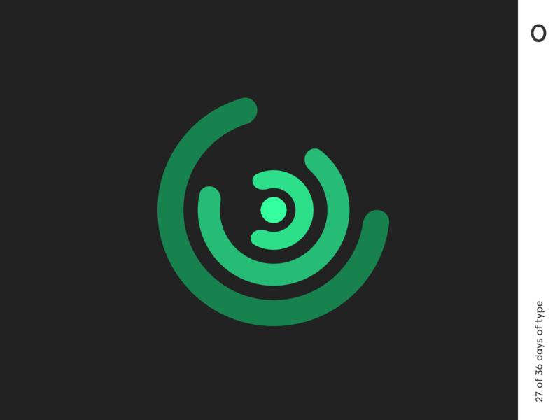 36 days | 0 36dayoftype logo typography typo minimalism graphic qurle design