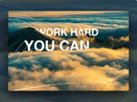 LNT | Work Hard