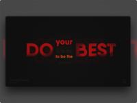 LNT | Do ... best