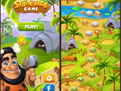 Stone Age Full Game Set