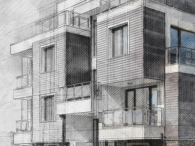 Archi Sketch Photoshop Action By Graphic Assets Dribbble Dribbble