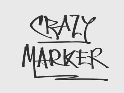Crazy Marker Graffiti designs, themes, templates and