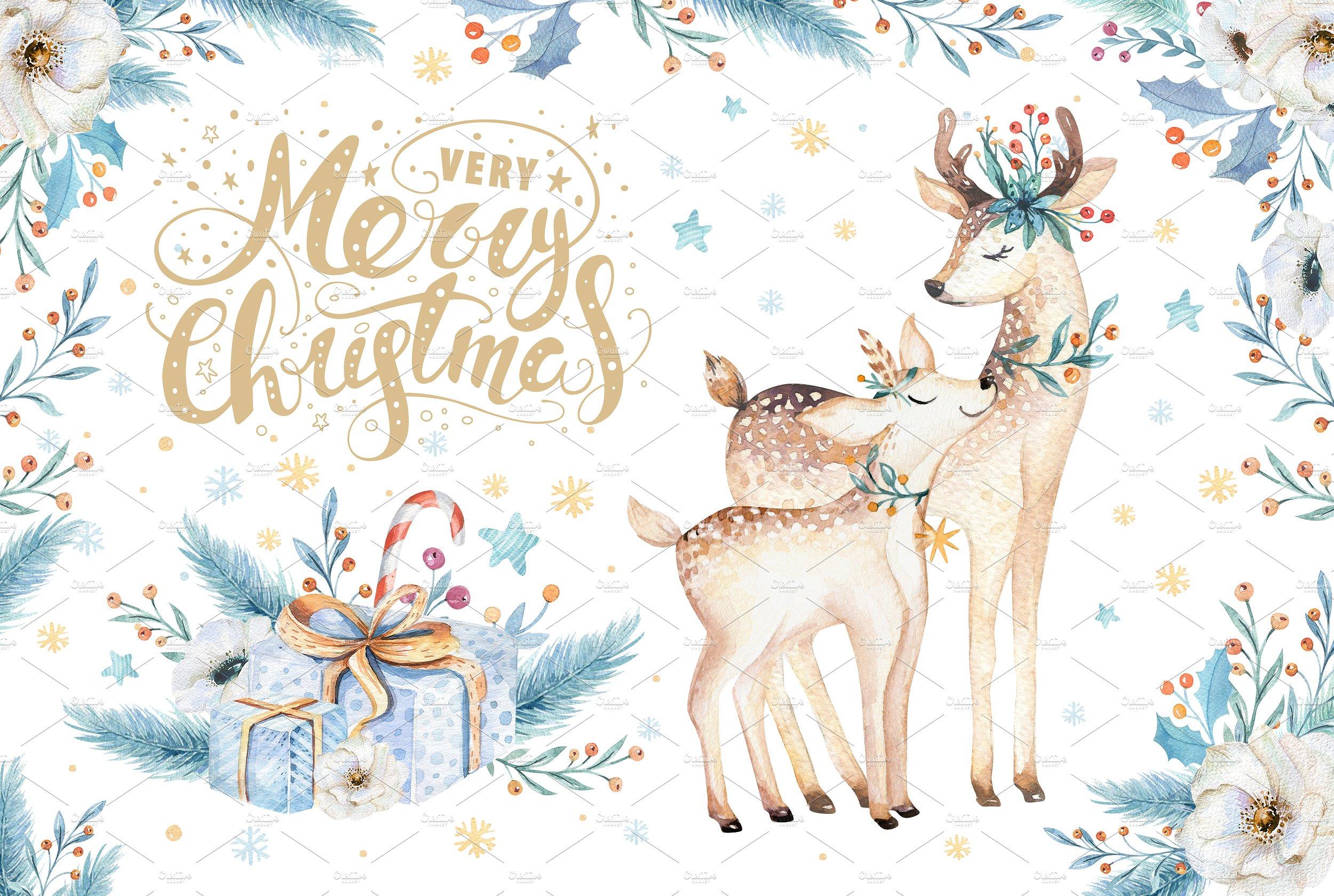 держать голове новогодние открытки стильные современные как только эту
