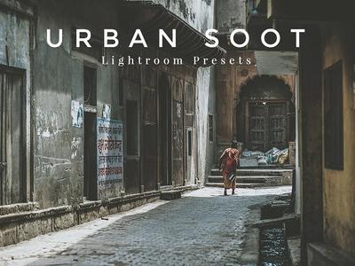 Urban Soot Lightroom Presets