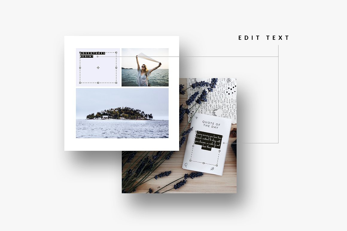 Dribbble - social-media-food-and-fashion-templates-for-instagram ...