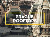 Prague rooftops. Set of 8 - FREE Download