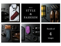 Men's style and fashion bundle I - FREE Download