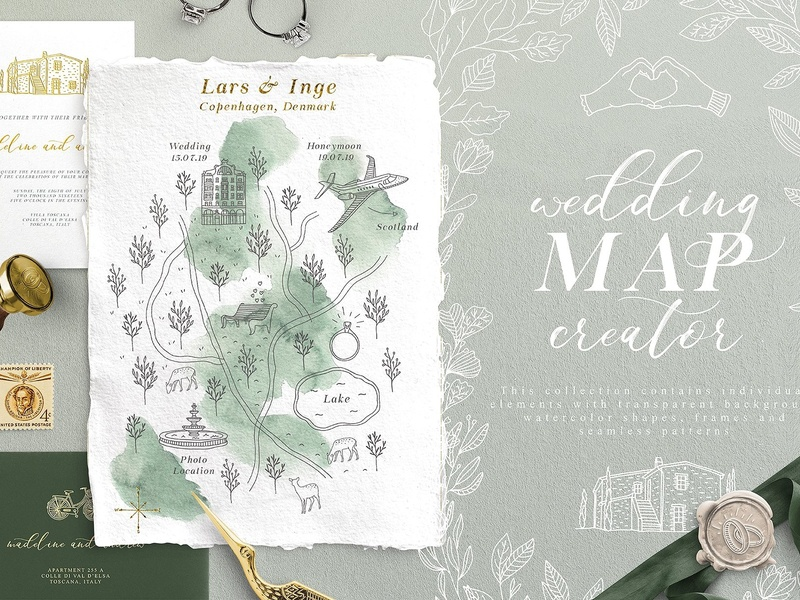 Wedding Map Creator by Graphic ets on Dribbble on maps for crafts, maps for menus, maps for food, maps for brochures, maps for photographers, maps for printing, maps for design, maps for stamps, maps for weddings, maps showing mile markers, maps for art, maps for transportation, maps for cards, maps for planning, maps for home, maps of world, maps for books, maps for reports, maps for cake, maps for games,