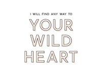 Osaka your wild heart