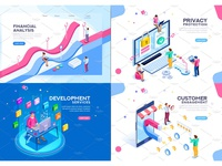 Banner & Landing Page Collection 02