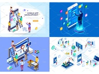 Banner & Landing Page Collection 04