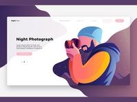 Photography Night-Landing Page