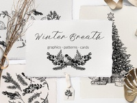WINTER BREATH. Graphic Collection