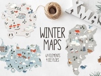 Winter maps