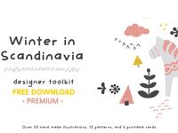 Free Download - Winter in Scandinavia