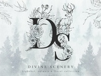 55% OFF Divine Scenery - Design Set