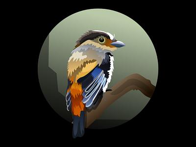 Bird vector vectors vector art affinity designer vector drawing