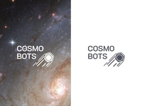 Logo for COSMOBOTS