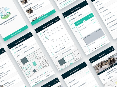 iOffice OpenSpace Visual Design
