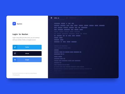 login page exploration ux hero login form login branding ui design ui design web design