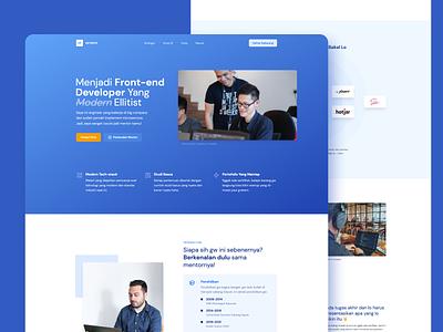 KKTBSYS illustration hero design hero homepage web design landing page branding ui design design