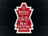 Bicycle Decal Graphic Design