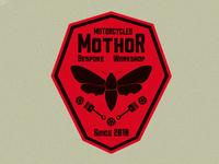 Motorcycle Workshop Logo