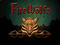 Firewolfe - Heavy Metal Band Logo