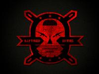 Baptised In Fire Logo