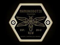 Nanorobotix - Remote Controlled Drones Logo