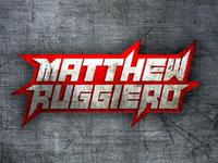Logo For Heavy Metal Musician