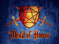 Medal Of Horror