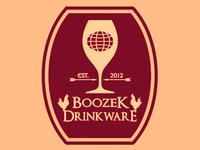 Boozek Drinkware Logo