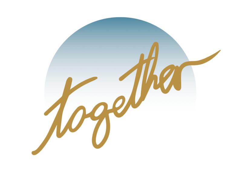 Together Cursive Artwork By Jonathan Duncan On Dribbble