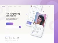 Grow - Landing Page