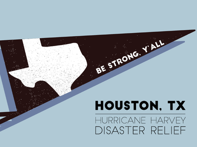 Hurricane Relief Prints relief hurricane hurricane harvey texas