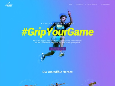 Furo Sports #GripYourGame