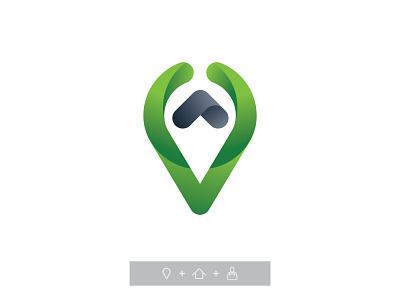 Real Estate Consultant professional services professional logo property management property logotype branding vector logo design design logo consultant real estate realestate