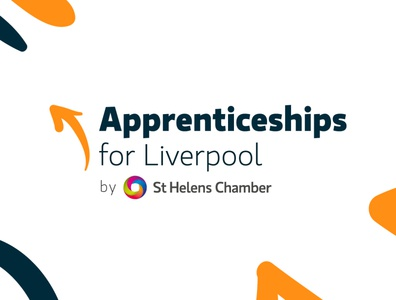 Apprenticeships For Liverpool identity design identity logo design type logotype logo brand wordmark