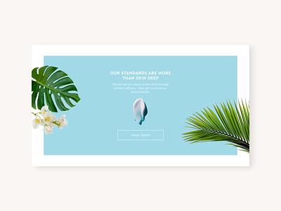Clark's Botanicals graphic design responsive interactive design ux ui uiux design web design digital design visual design