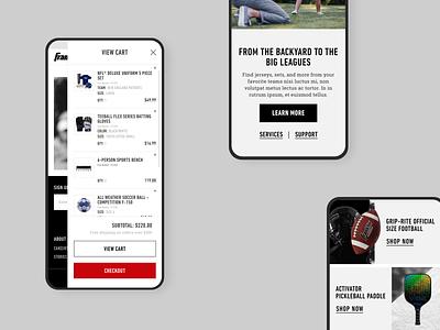 Franklin design responsive interactive design ux uiux ui graphic design digital design web design visual design