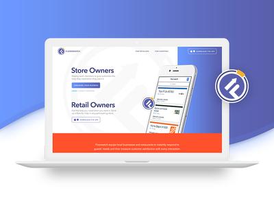 Floorwatch App Website uiux graphic design interactive design digital design ux ui visual design web design