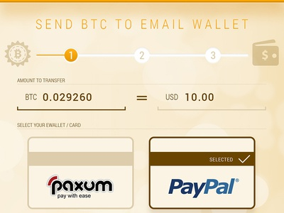 Coinfetti - Bitcoin to Fiat Android App