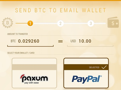 Coinfetti - Bitcoin to Fiat Android App coinfetti bitcoin android app application orange