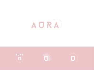 Aura Fashion Logo icon iconic logo logodesigns logodesigner branding logodesign design logos logo