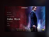 Film Company Slider & Web Design