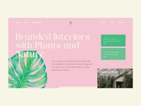 Interior Design Company Web Design